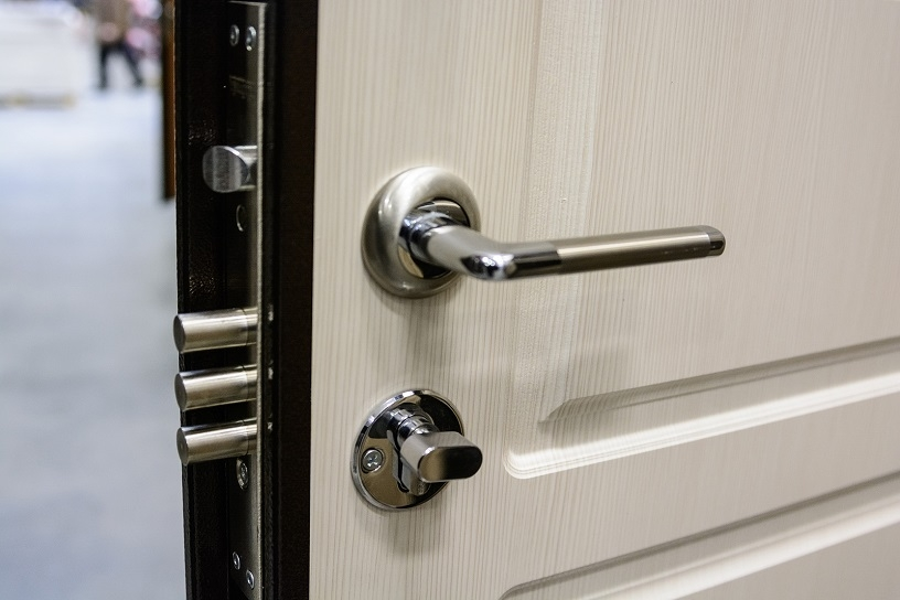 3 Different Types of Front Door Locks