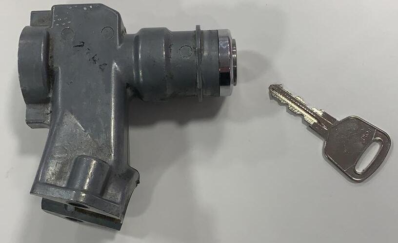 ford capri replacement key