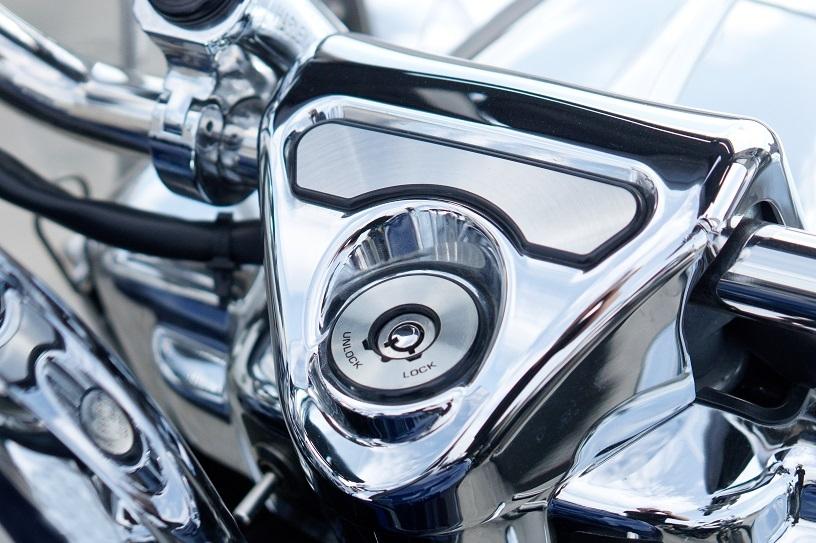 motorbike ignition system lost key