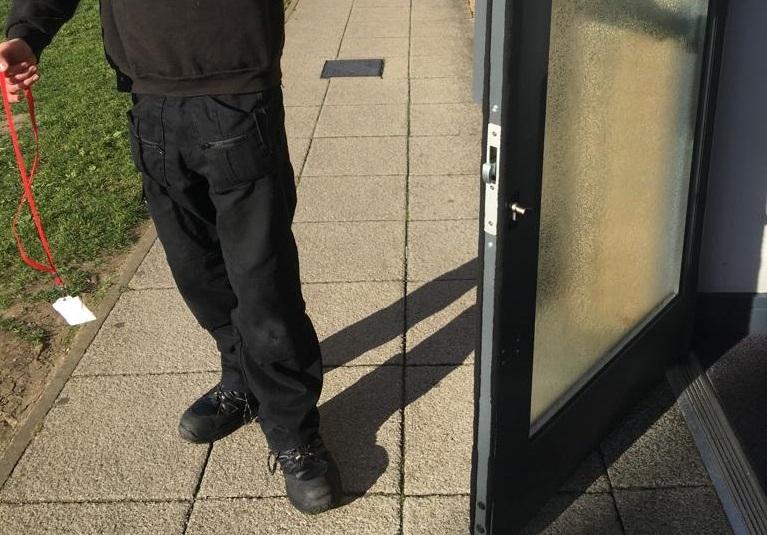 deadlock for aluminium door in Cambridge