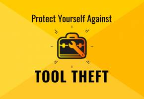 Protect yourself against tool theft