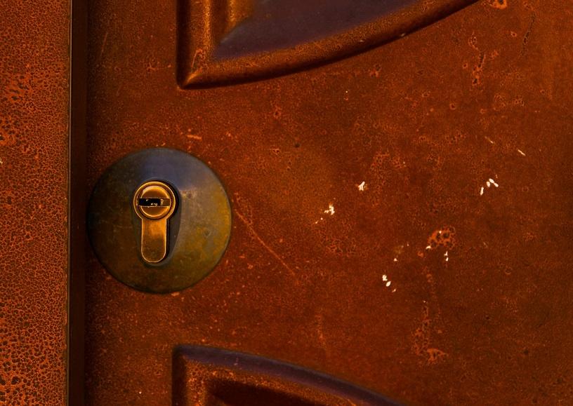 Victorian cylinder lock
